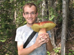 grahamwithlargebolete 300x225 Graham